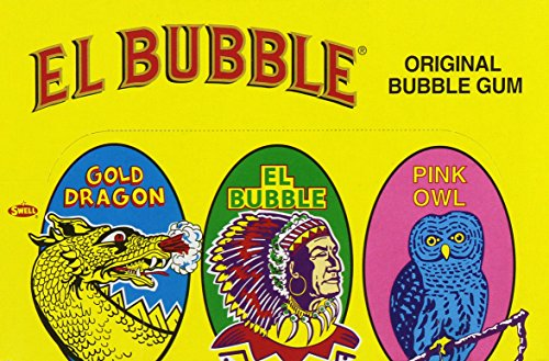 Bubble Gum Cigars Big Choice (36 count) -