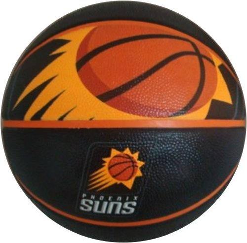 Spalding NBA Phoenix Suns Team Logo Basket Ball, 29.5