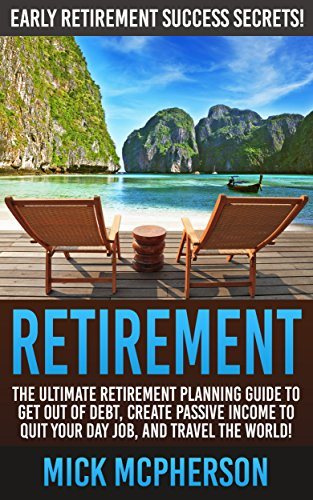 Retirement Ultimate Planning Minimalist Organize ebook product image