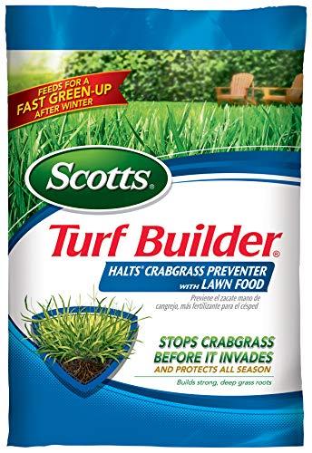 Scotts Turf Builder Halts