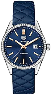 Tag Heuer Carrera Quartz Ladies Watch Model #: WAR1114.fc6391