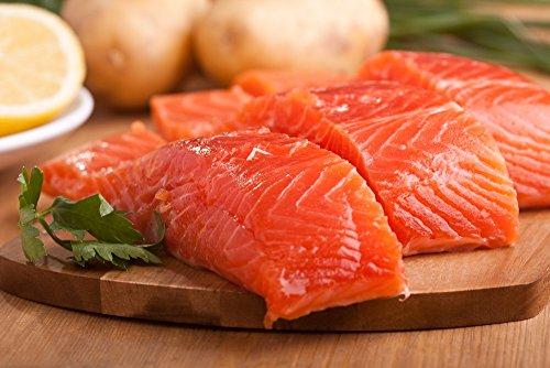 Fresh Salmon Fillet -3 lbs.