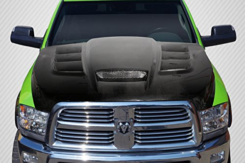 2010-2018 Dodge Ram 2500 Carbon Creations Viper Hood - 1 Piece
