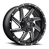 Fuel Offroad Renegade Black Wheel (2010''/55.5inches -18mm Offset)
