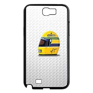 Generic Case Ayrton Senna For Samsung Galaxy Note 2 N7100 G7Y6657789
