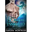 Dragon Ensnared: A Viking Dragon Fairy Tale (Lords of the Dragon Islands Book 7)