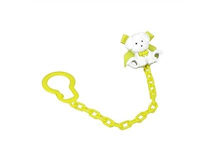 Precioso Perro bebé dentición chupete clip Bebé chupete ...