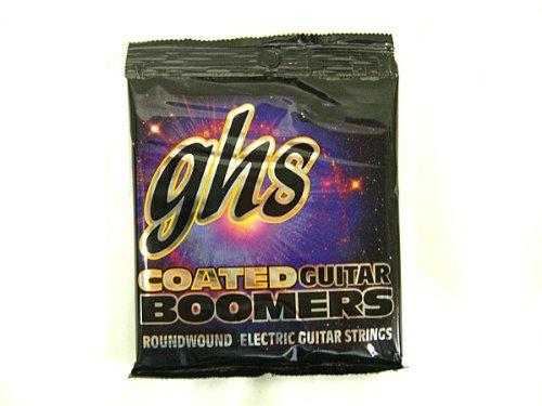 GHS strings CB-GBL×12セット Coated Boomers エレキギター弦   B009VGRBME