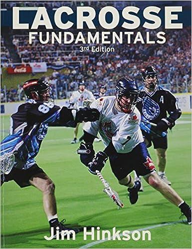Third Edition Lacrosse Fundamentals