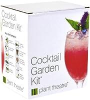 Il Kit Piante da Cocktail di Plant Theatre – 6 varietà da coltivare – Un fantastico regalo per gli amanti del giardinaggio che non disdegnano di farsi un bicchierino.
