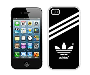 Beautiful And Unique Designed Case For iPhone 4S With Adidas 20 (2) Phone Case