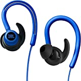 JBL Reflect Contour Bluetooth Wireless Sports Headphones (Blue)