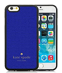 Unique And Beautiful Designed Kate Spade iPhone 6 Black Phone Case 4.7 inch Case 038