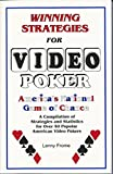 Winning Strategies for Video Poker