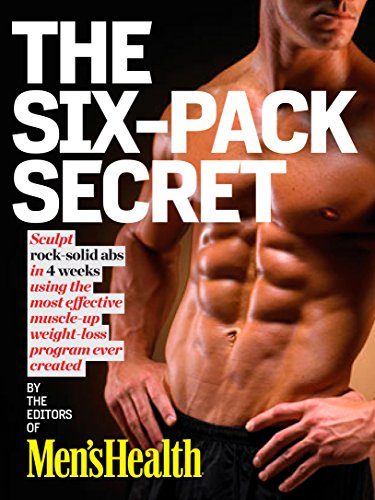 Mens Health The Six Pack Secret Sculpt Rock Hard Abs With Fastest