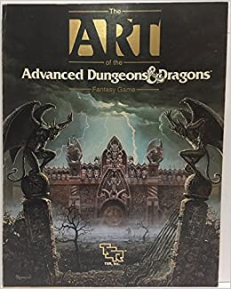 Fantasy art dungeons and dragons magnificent
