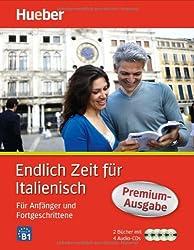 Endlich Zeit für Italienisch Premium-Ausgabe: Für Anfänger und Fortgeschrittene / Paket