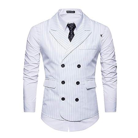 Chalecos de vestir para hombres, Moda Chalecos de traje de ...