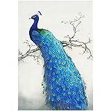 Starlit Diamond Painting Kit (71427 Peacock)