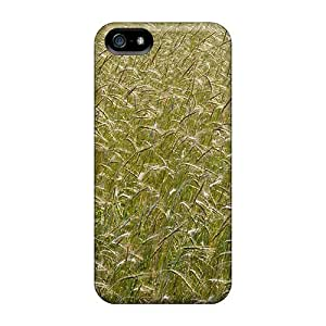 AccDavid Fashion Protective Field With Wheat Ears Case Cover For Iphone 5/5s