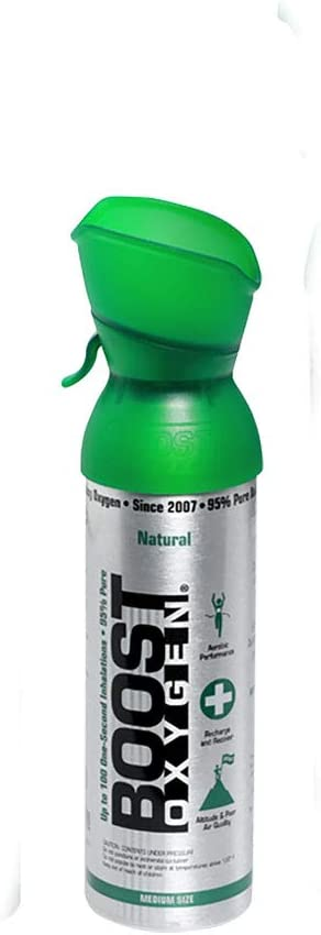 Boost Oxygen Natural Energy in a Can, 22 Ounce by Boost