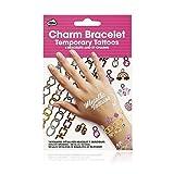 NPW Charm Bracelet Temporary Tattoos