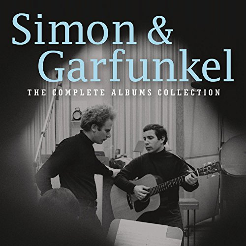 The Complete Albums Collection (Simon And Garfunkel The Columbia Studio Recordings)