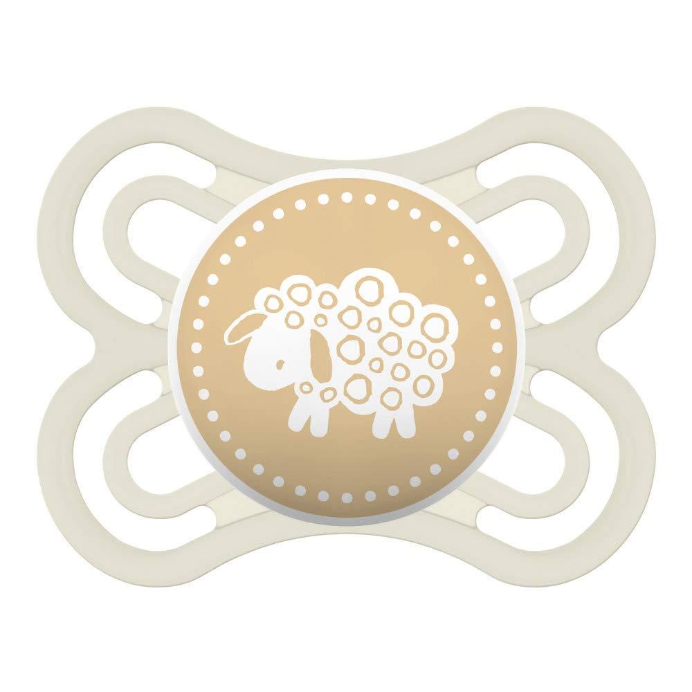 Mam Perfect silicona Chupete 0/ /6/Girl Mix////Juego De 3////Incluye 3/ster ilisi ertra port Cajas