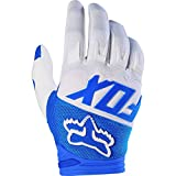 Automotive : 2017 Fox Racing Dirtpaw Race Gloves-Blue-2XL