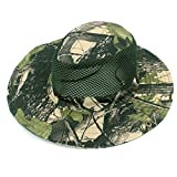 Suma-ma 8 Colors Unisex Bucket Camo Hat - Outdoor Cap Wide Brim...