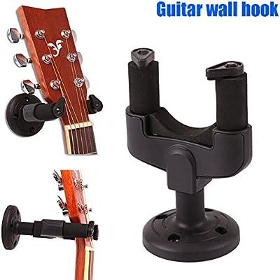 Dastrues Wall Guitar Ukulele Bajo eléctrico Colgador para Guitarra ...