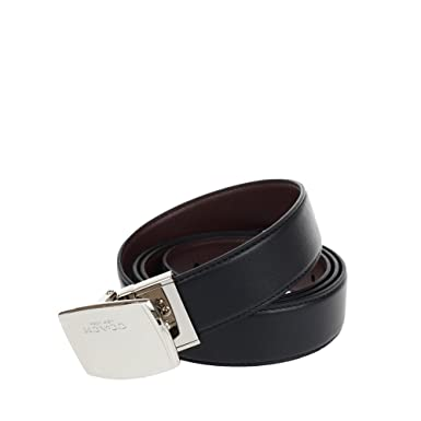 d594adbe COACH MOD PLAQUE HARNESS CUT-TO-SIZE REVERSIBLE LEATHER BELT (COACH ...