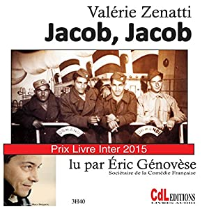 Jacob, Jacob | Livre audio