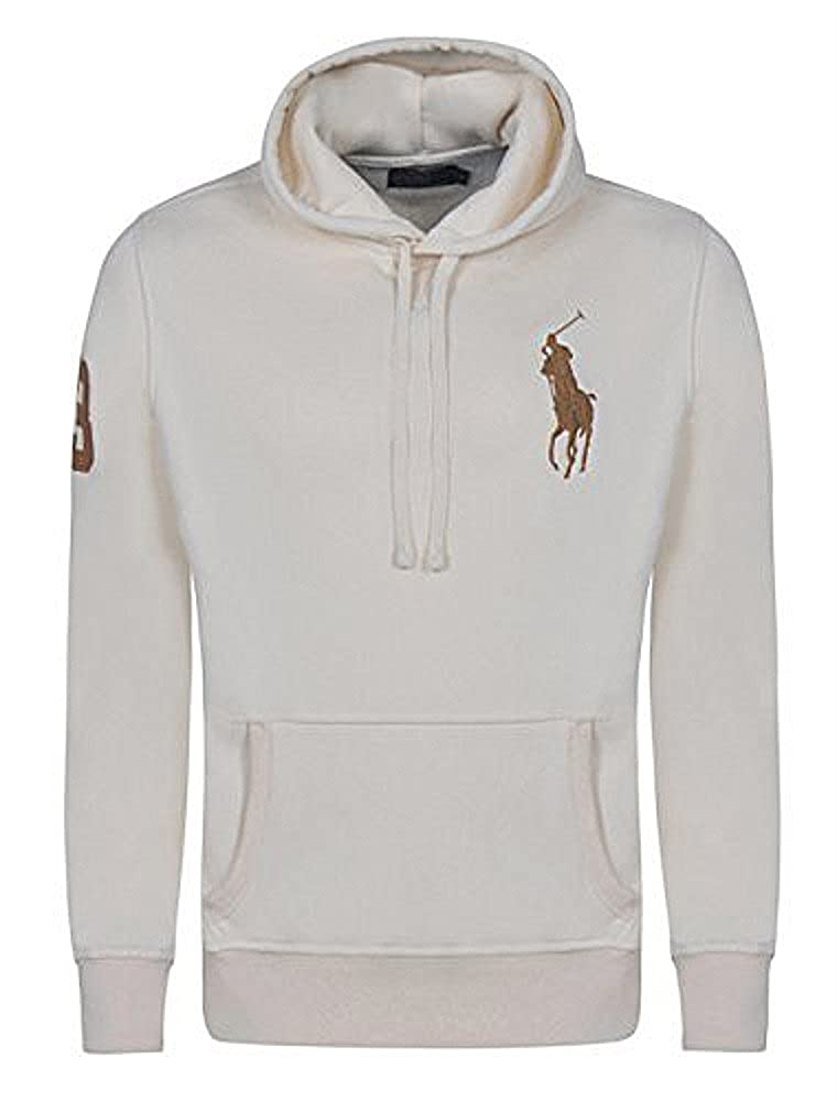 Polo Ralph Lauren – einfarbiger Capucha Jersey Sudadera Mujer con ...