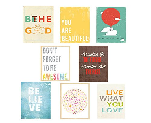 Inspire Collection Typography Motivational Inspirational product image