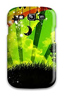 New Style Love Season Vector Premium Tpu Cover Case For Galaxy S3 2821290K51467371