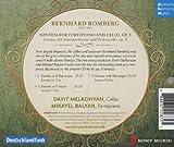 Romberg: Cello Sonatas, Op.5