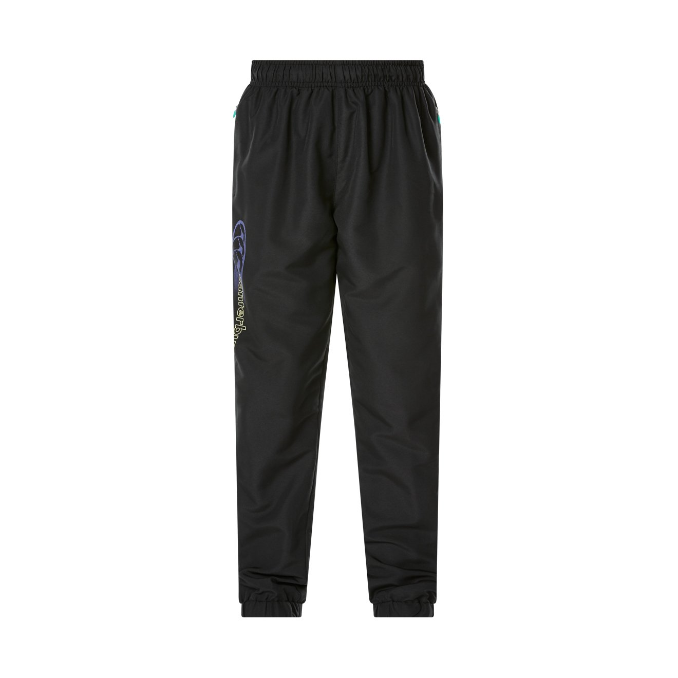 Canterbury Girls' Tapered Cuffed Woven Pant Jogging Bottoms