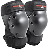 Triple Eight 604352 60004 Saver Series Kneesaver, Black, One Size Fits All