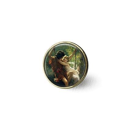 Amazon.com: Springtime by Pierre Auguste Cot - Classic Art ...