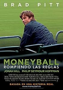 Moneyball, Rompiendo Las Reglas [Blu-ray]