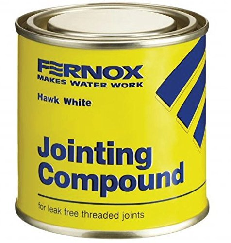 400g FERNOX Hawk White Jointing Compound by Fernox