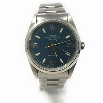 973d855628023 Image Unavailable. Image not available for. Color  Rolex Air-King Swiss-Automatic  Male Watch 14000 ...