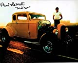 Paul Le Mat Hand Signed Autographed 8x10 Photo American Graffiti w/ Car Milner