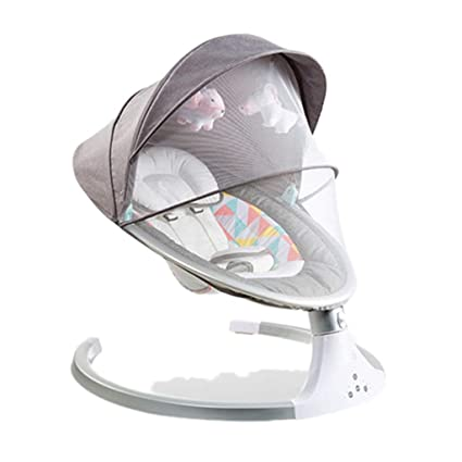 Astonishing Tmy Baby Rocking Chair Baby Swing Electric Baby Cradle With Squirreltailoven Fun Painted Chair Ideas Images Squirreltailovenorg