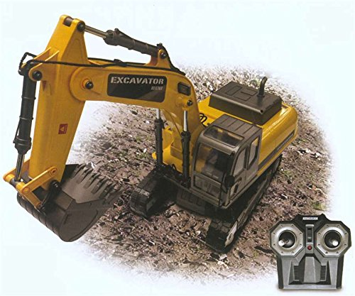 Hobby Engine Excavator Premium Crawlers