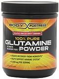 Body Fortress 100% Pure Glutamine Powder, 300 Grams
