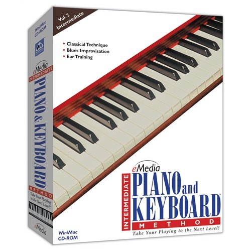 Intermediate Piano & Keyboard Educational Lab Pack 5: 1 Teacher's version & 5 Student versions -
