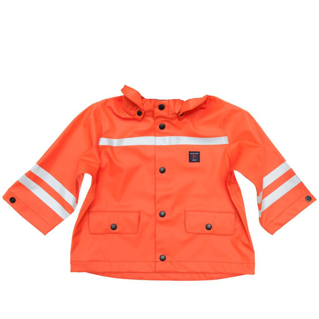 Polarn O. Pyret FIRE Fighter Raincoat (Baby)