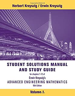 Advanced engineering mathematics 10th ed isv erwin kreyszig student solutions manual to accompany advanced engineering mathematics 10e fandeluxe Gallery